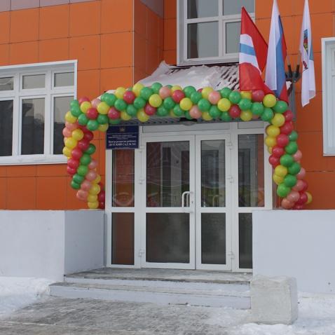 В Омске открылся детский сад на 500 мест