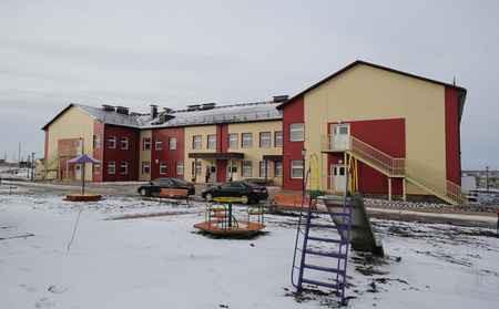 В Курской области состоялось открытие нового детского сада
