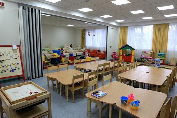 В Москве открылся новый детский сад-трансформер