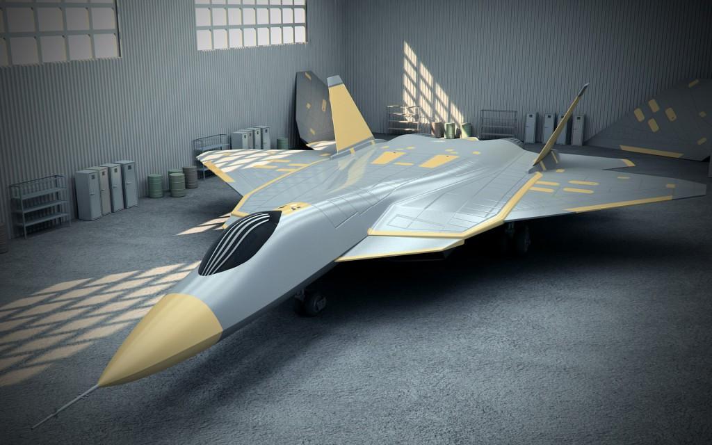 Россия и Индия завершили эскизное проектирование истребителя FGFA