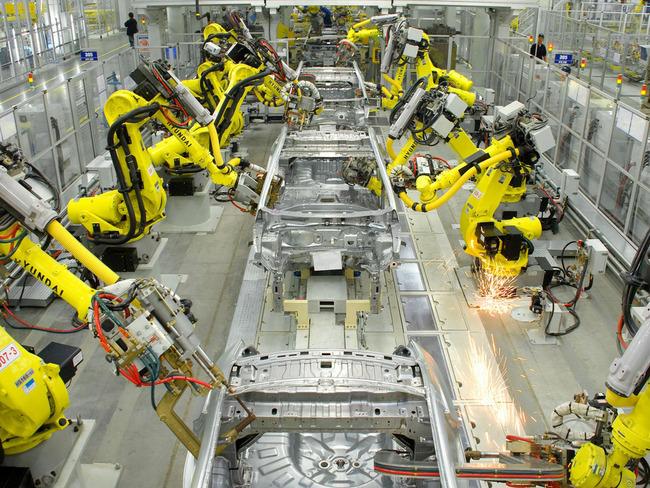 В Ижевске запущен конвейер по сборке Nissan Tiida
