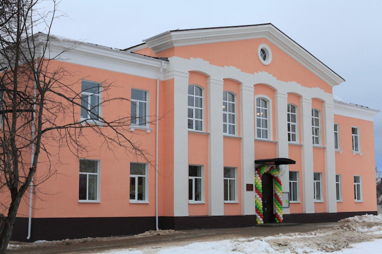 В Московской области открылась новая школа искусств