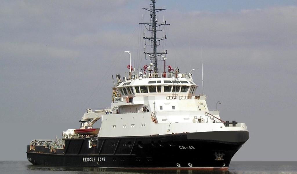 Головное спасательное буксирное судно «СБ-45» проекта 22870