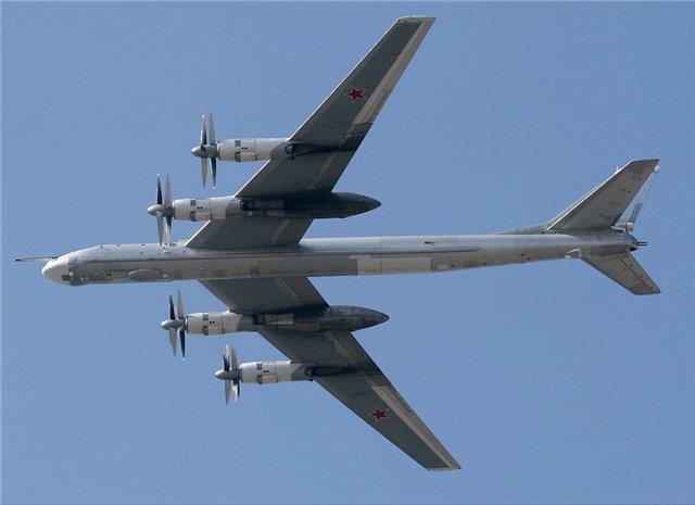"""""""Туполев"""" передал Минобороны усовершенствованный бомбардировщик Ту-95МС"""