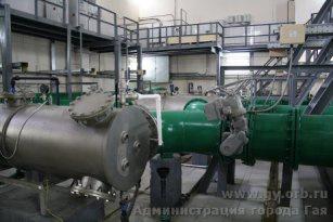 В городе Гай Оренбургской области введена станция ультрафиолетового обеззараживания сточных вод