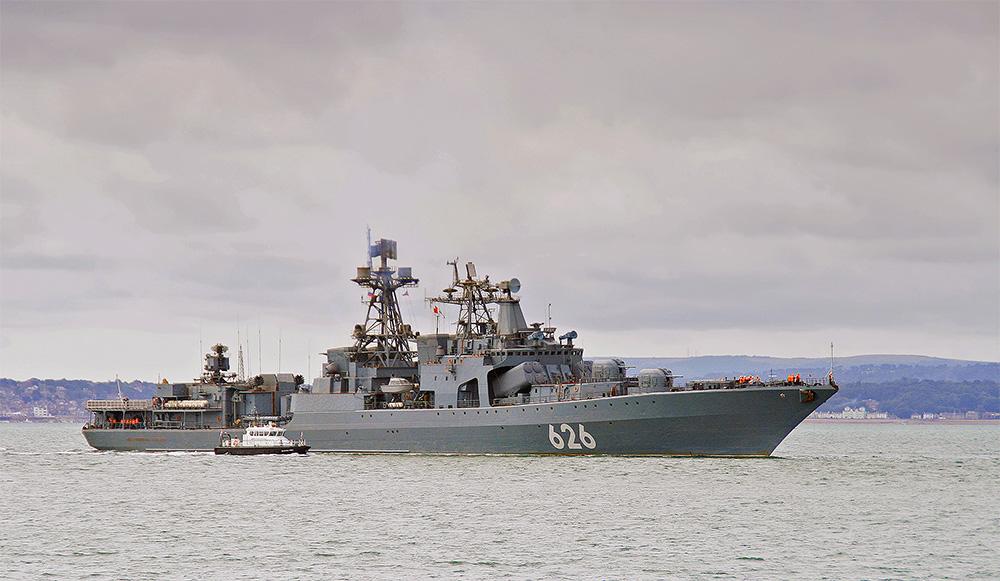 Завершилось самое продолжительное плавание корабля в новейшей истории России