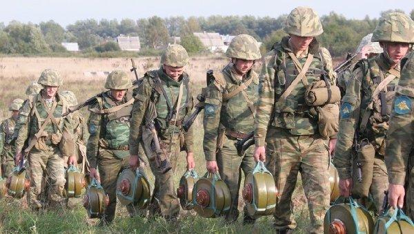 В России отмечается день инженерных войск