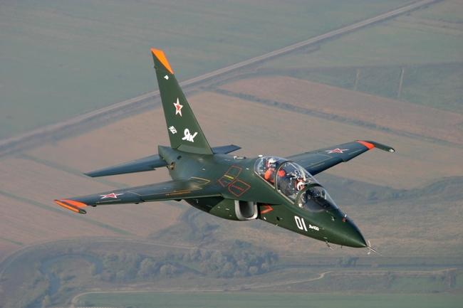 Авиабаза Армавира получила пять учебно-боевых самолетов Як-130