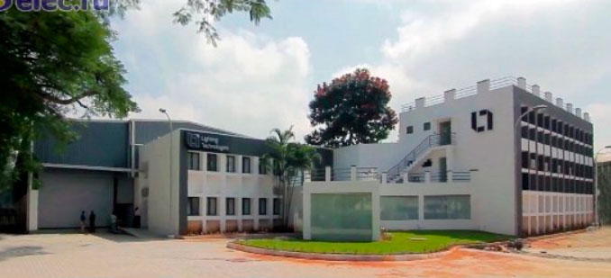 Российская компания МГК «Световые технологии» открыла производство в Индии