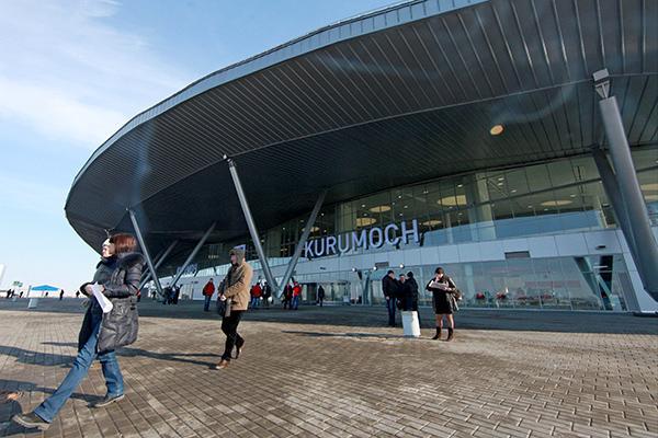 В Самарском аэропорту состоялось открытие нового терминала