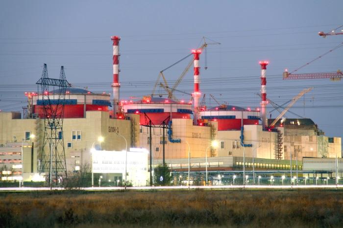 Третий энергоблок Ростовской АЭС введен в опытно-промышленную эксплуатацию