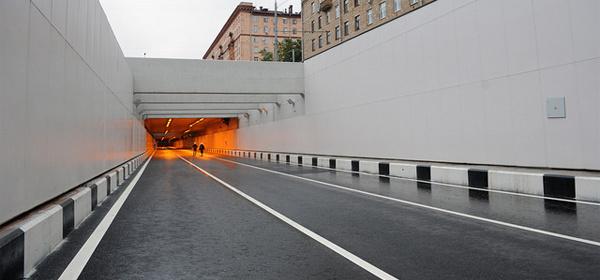 Строительство Алабяно-Балтийского тоннеля в Москве завершено