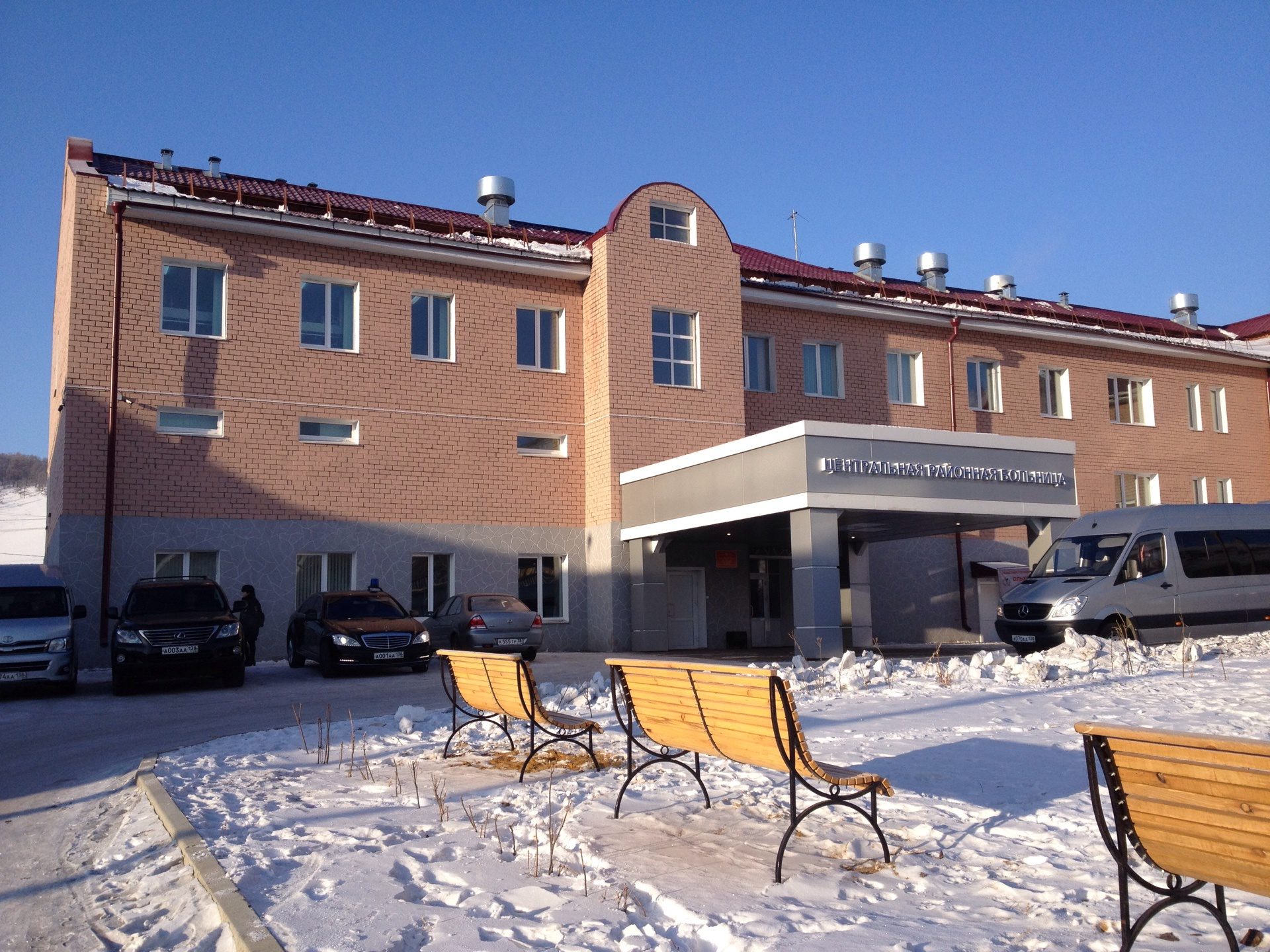 В Иркутской области открылась новая больница