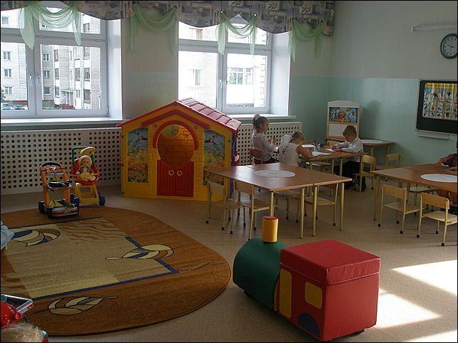 В Ульяновской области открылся новый детский сад