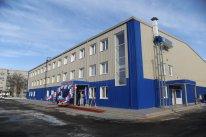 Трехэтажный физкультурно-оздоровительный комплекс открылся 23 февраля в Волгоградской области