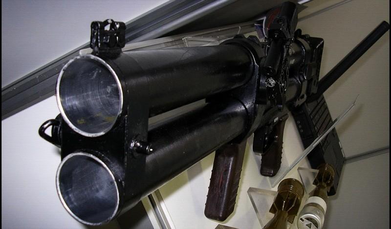 Двуствольный гранатомет для ВМФ РФ, способный поражать подводные цели, ушел в серию Двуствольный гранатомет для ВМФ РФ