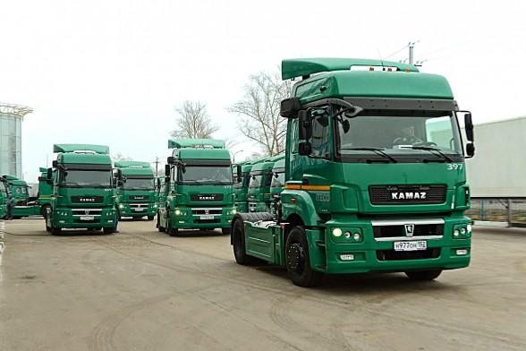 КАМАЗ начинает серийное производство новых моделей