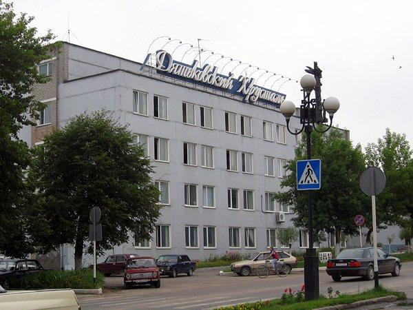 В Дятькове заново открыли хрустальный завод