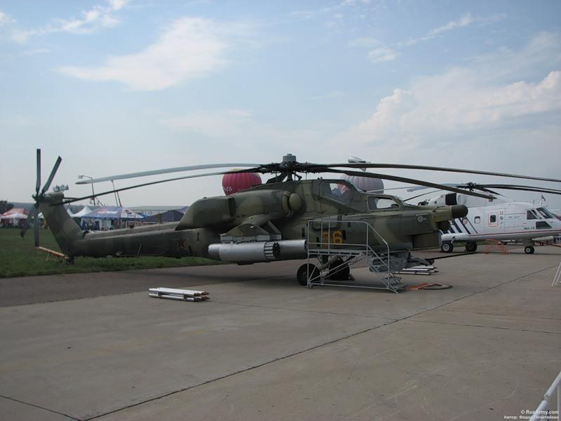 Россия поставила Ираку очередную партию Ми-28НЭ
