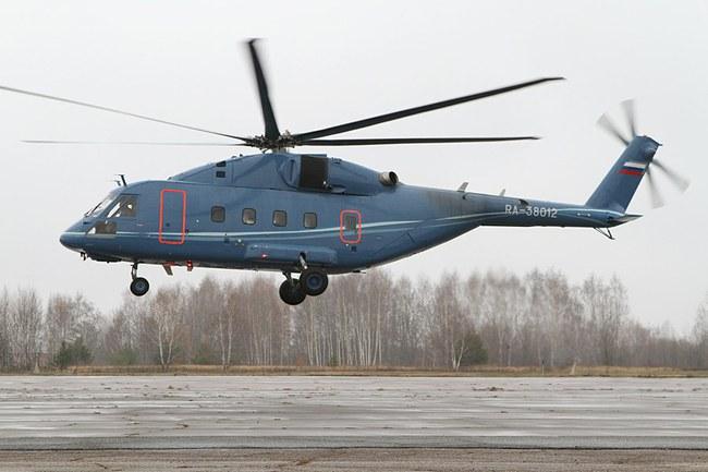 Казанский вертолетный завод готовится к серийному выпуску Ми-38