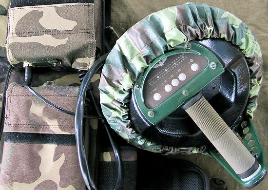 Саперы ЮВО получили средства инженерной разведки и защиты