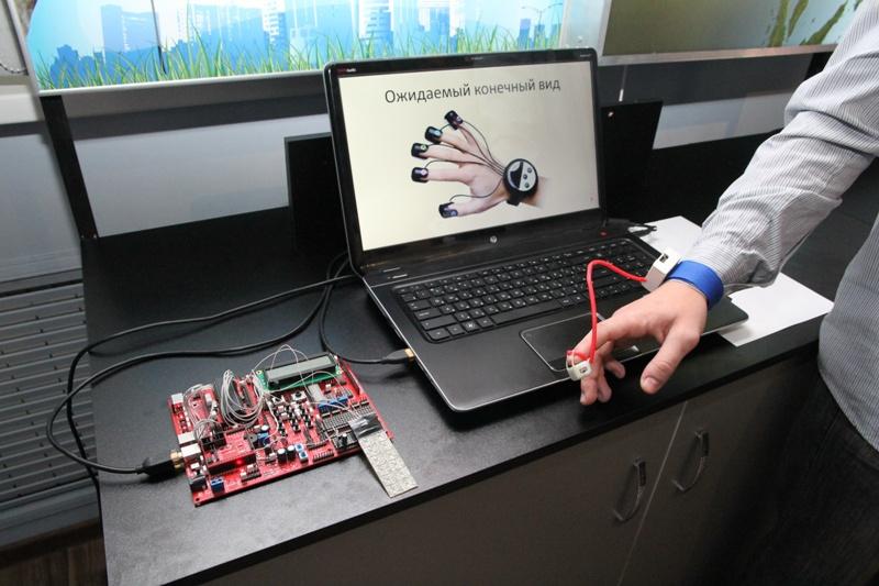 Российские студенты создали альтернативу компьютерной мыши