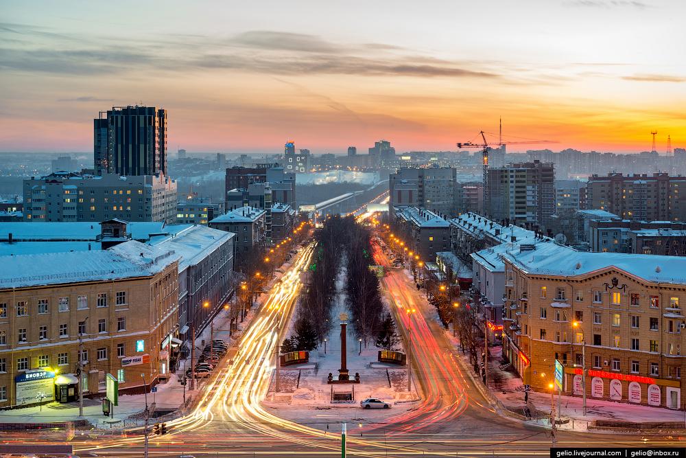 Улица Восход