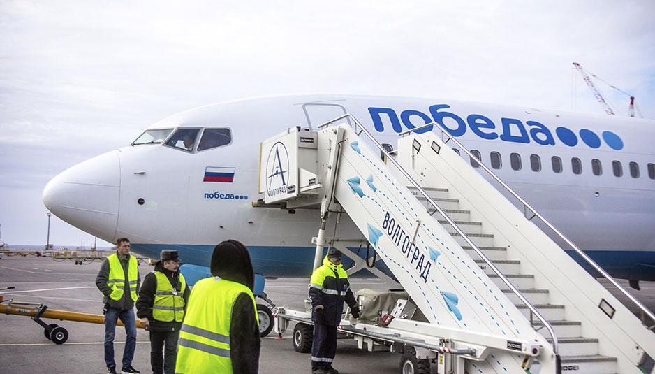 Авиакомпания «Победа» расширила географию полетов до 35 маршрутов