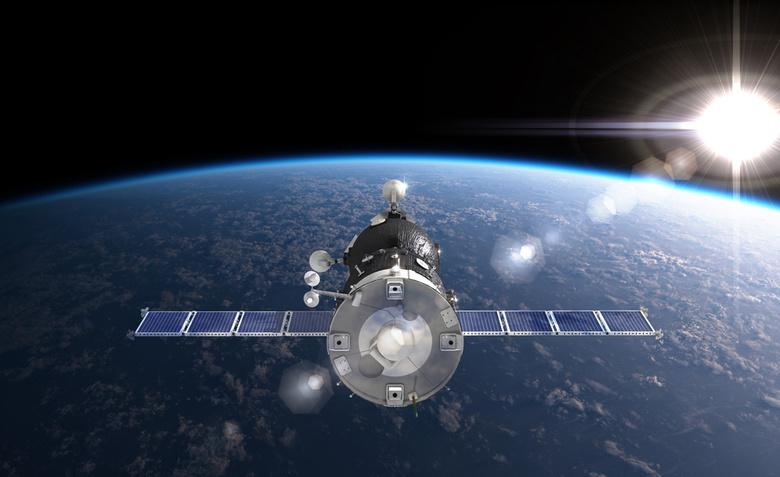 Российские ученые разработали новое покрытие для космических кораблей