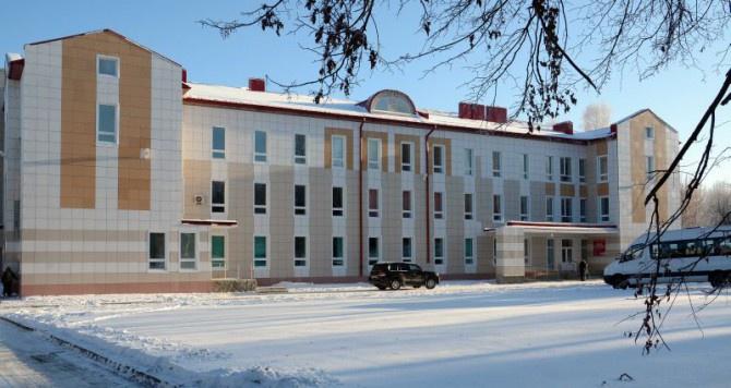 В Тверской области состоялось открытие новой детской поликлиники