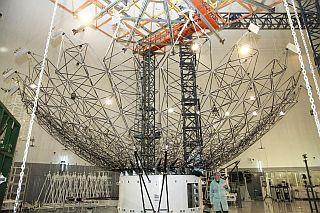 """Запущено строительство космического телескопа """"Миллиметрон"""""""