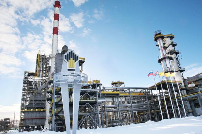 В Самарской области введены в эксплуатацию производственные комплексы Новокуйбышевский НПЗ