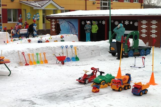 В Ижевске состоялось открытие второго здания детского сада Прогимназии №159