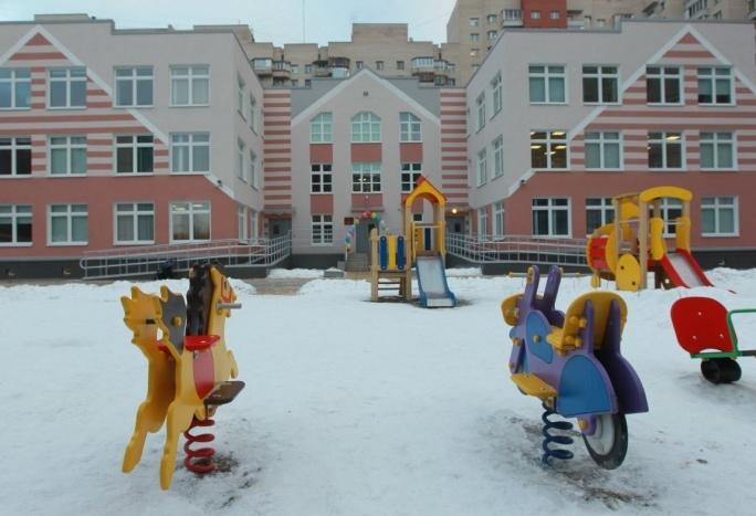 В Санкт-Петербурге состоялось открытие нового детского сада