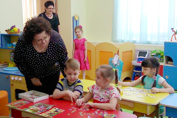 В Ноябрьске открылся новый детский сад на 120 мест
