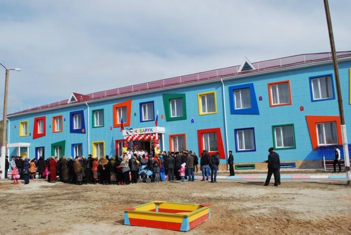 В Дагестане открыли новый детский сад на 120 мест