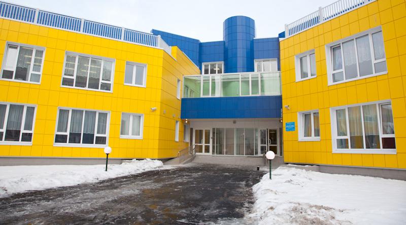 В Московской области (г. Ивантеевка) открыт новый детский сад на 220 мест
