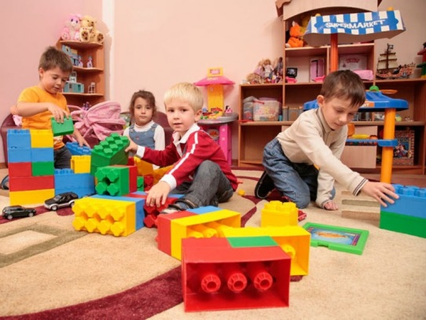 В Элисте (республика Калмыкия) открыт новый детский сад
