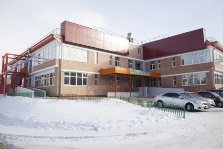 В Иркутске состоялось открытие нового детского сада