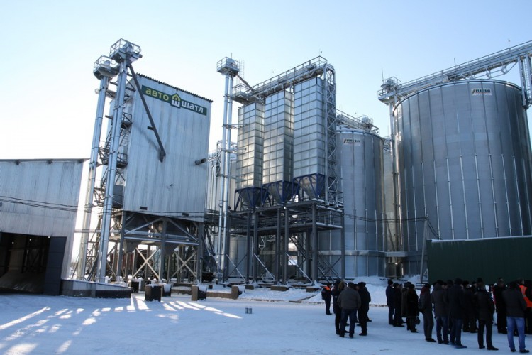 В Тульской области открылось новое крупное предприятие в сфере АПК
