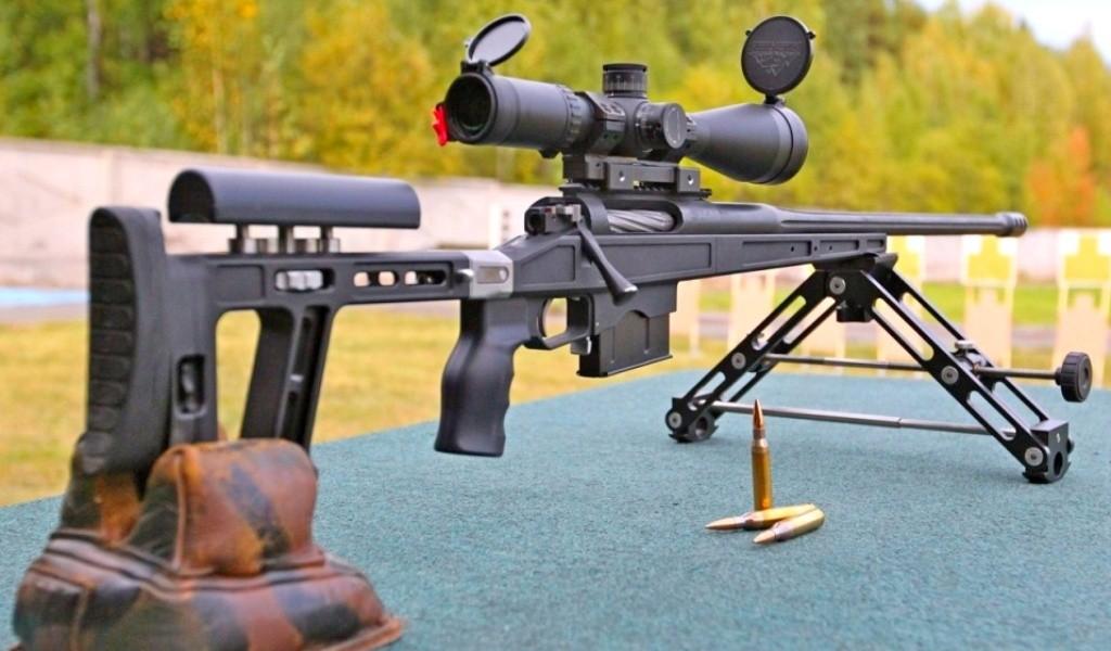 В России разработан уникальный снайперский комплекс