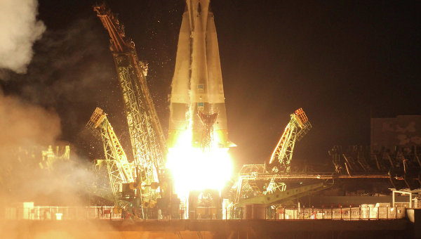 Спутник военного назначения, запущенный с Плесецка, выведен на орбиту