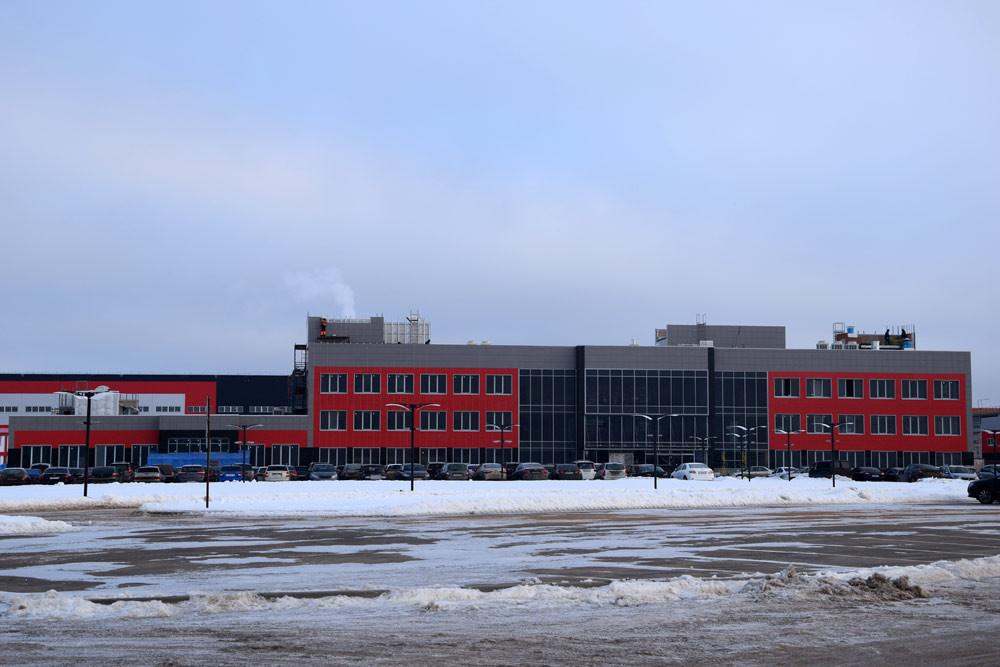 Крупный домостроительный комбинат открылся в Наро-Фоминском районе Московской Области