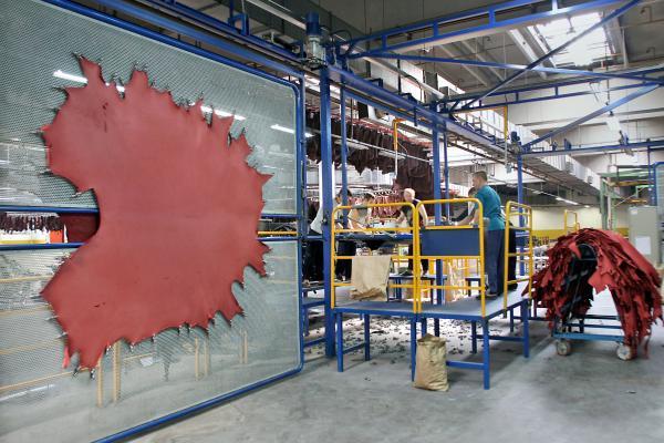 В Тверской области открыт комплекс по производству белкового порошка