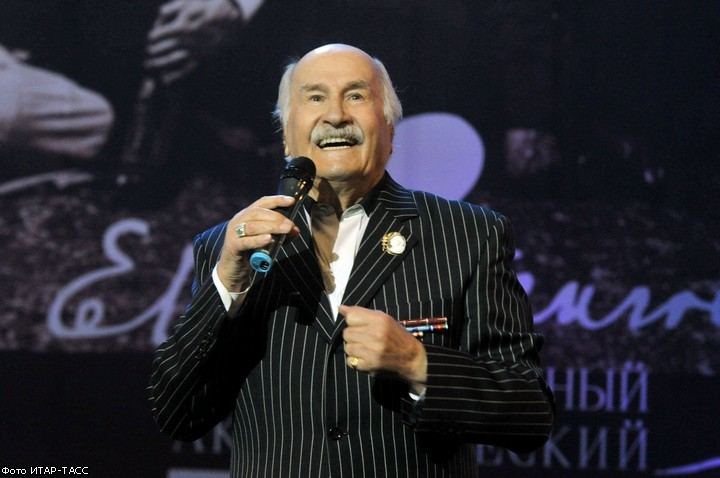 Народному артисту СССР Владимиру Михайловичу Зельдину — 100 лет!