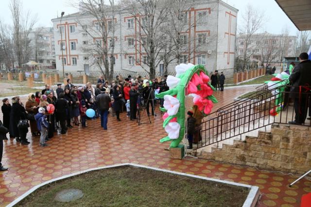 В Каспийске запущен в эксплуатацию новый детский сад «Звездочка»