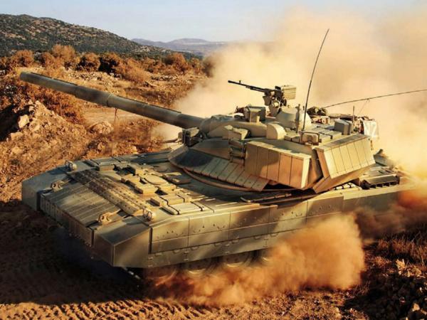 ОПК разработала программный комплекс для танка «Армата»