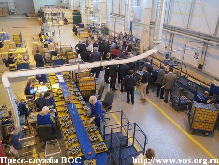В Подмосковье открылся цех по производству автомобильных комплектующих
