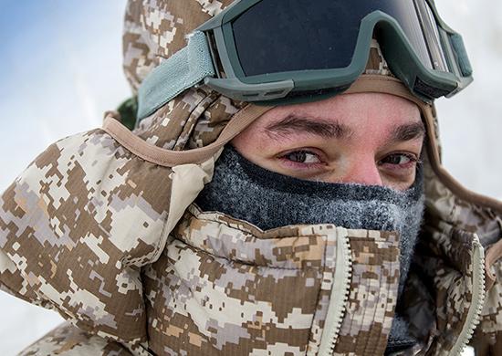 Десантники Ивановского соединения получили экипировку для действий в районах Крайнего Севера в условиях аномально-низких температур