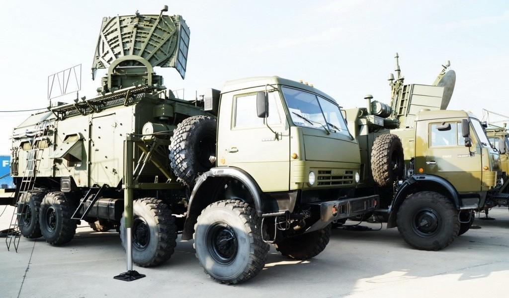 Комплекс радиоэлектронной борьбы «Москва-1
